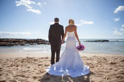 Hawaii wedding paradise cove 35