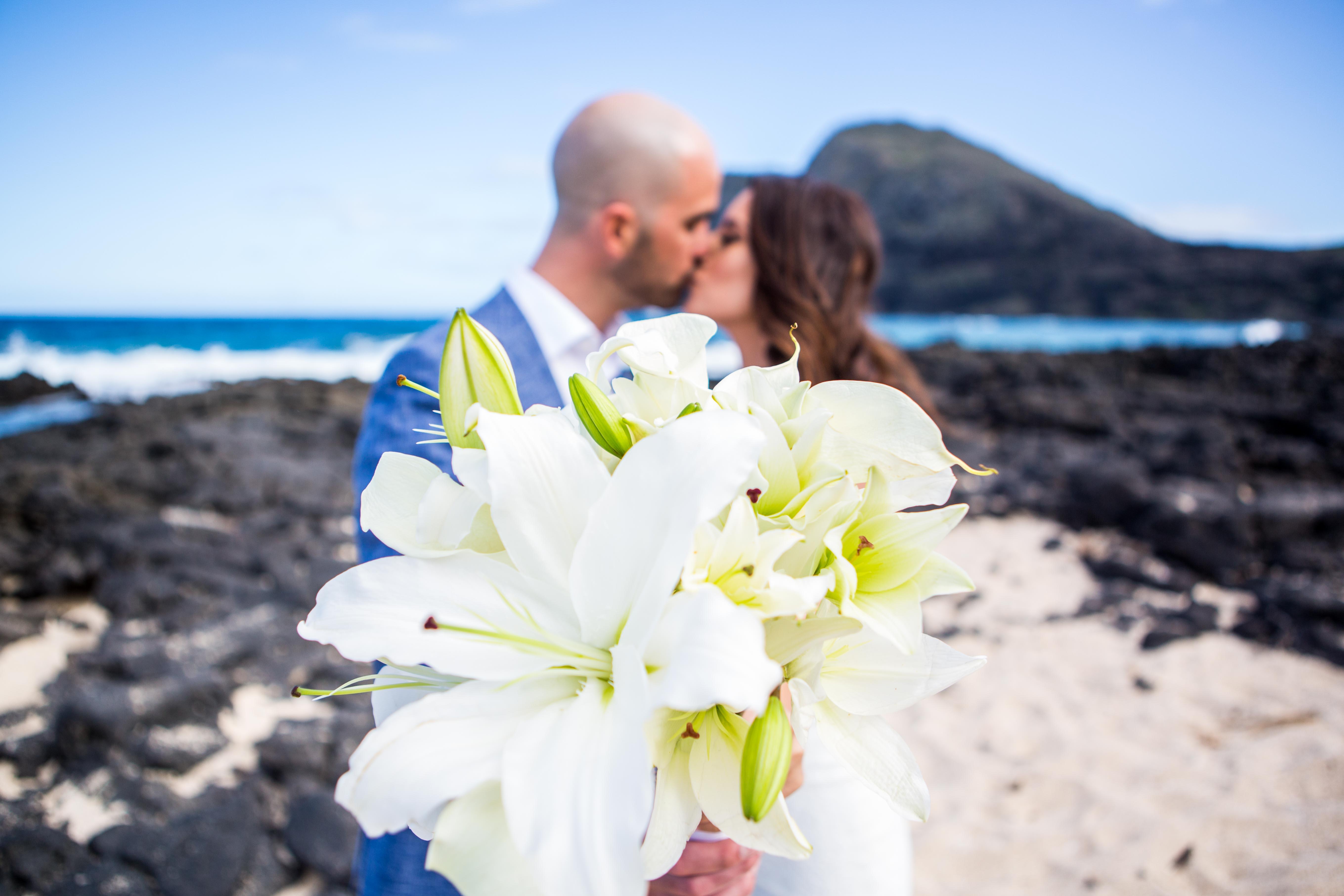 Hawaiian wedding location