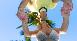 Beach wedding 6