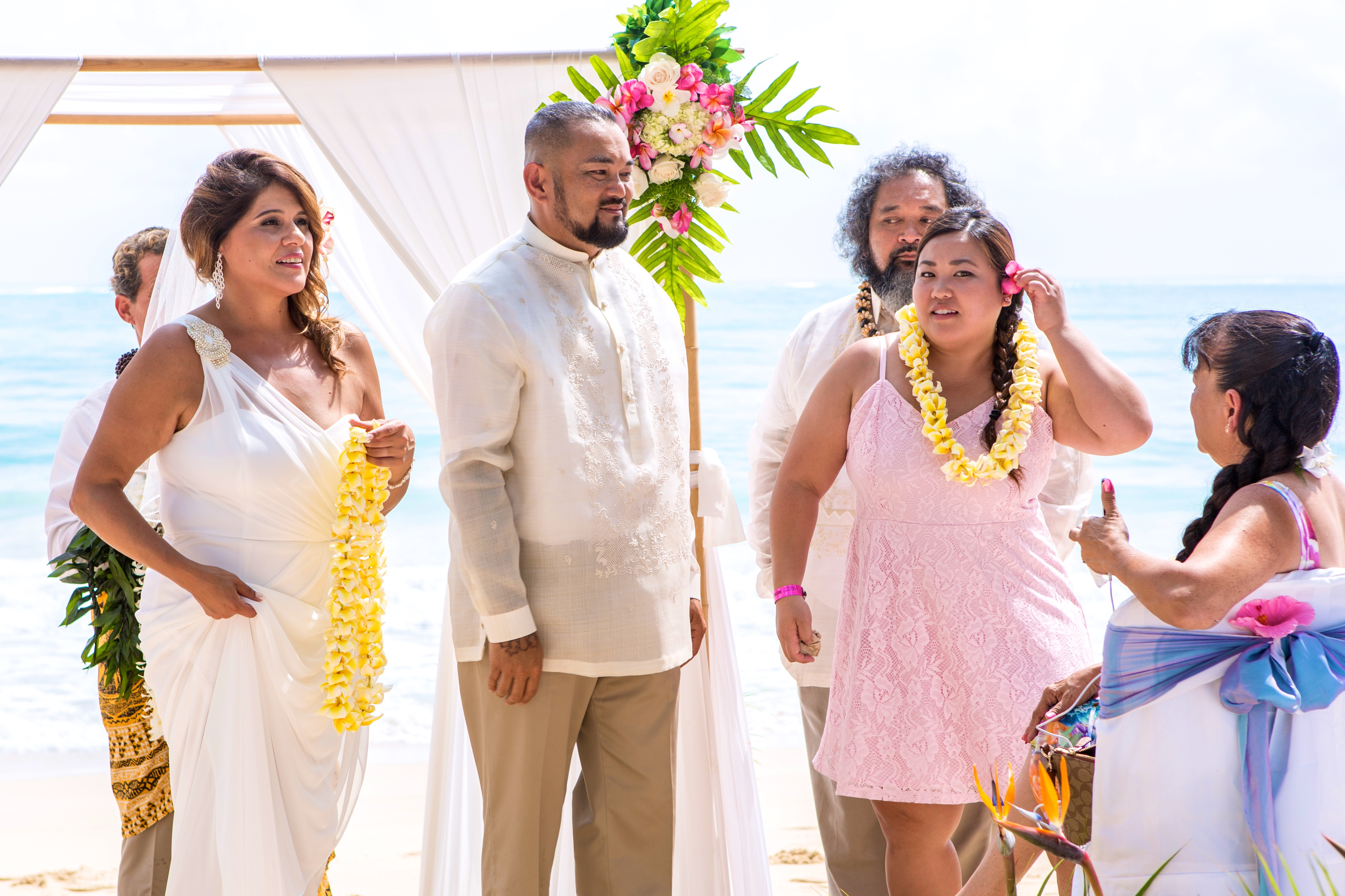 hawaii wedding ceremony -28