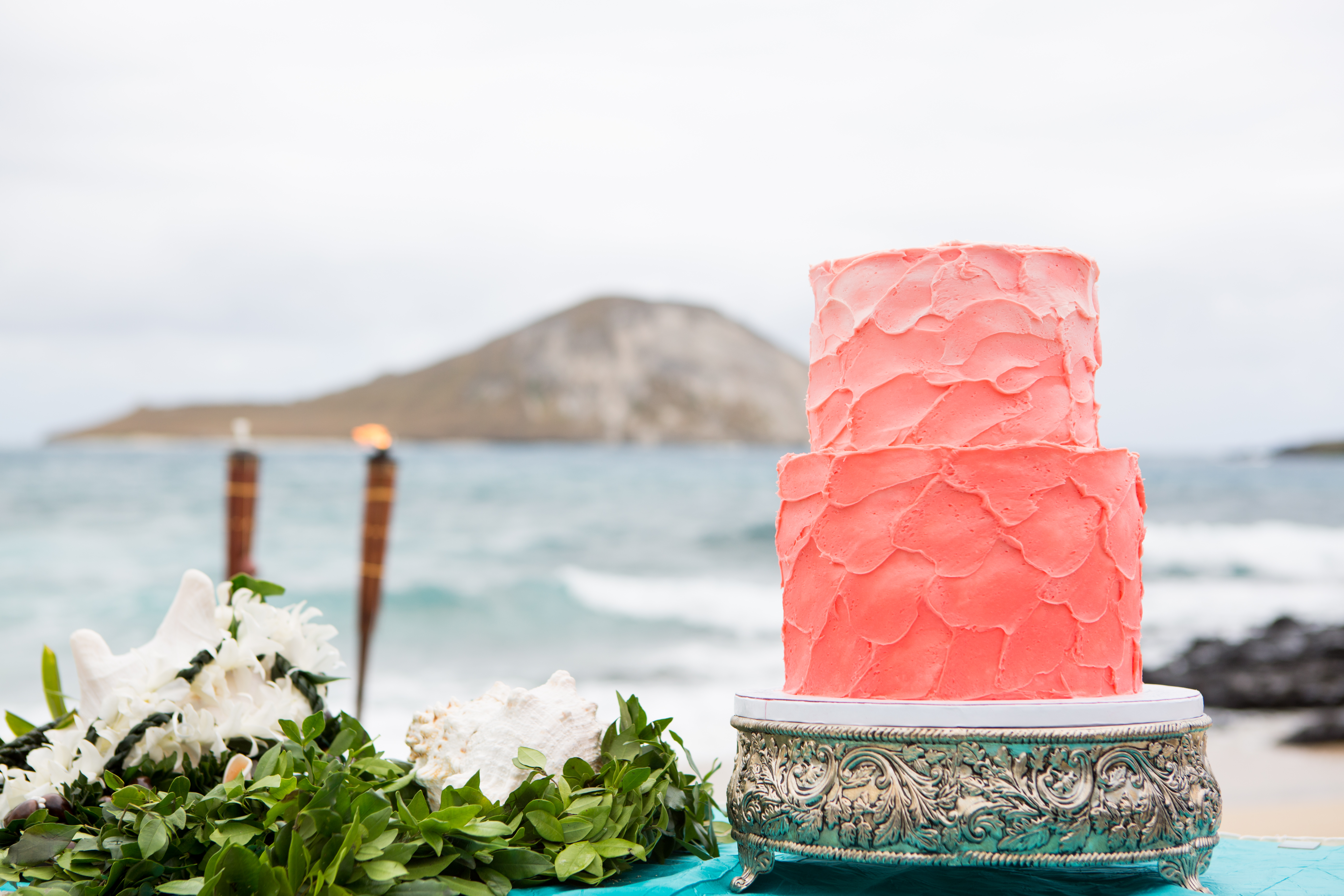 Hawaiian Wedding Ceremony -8