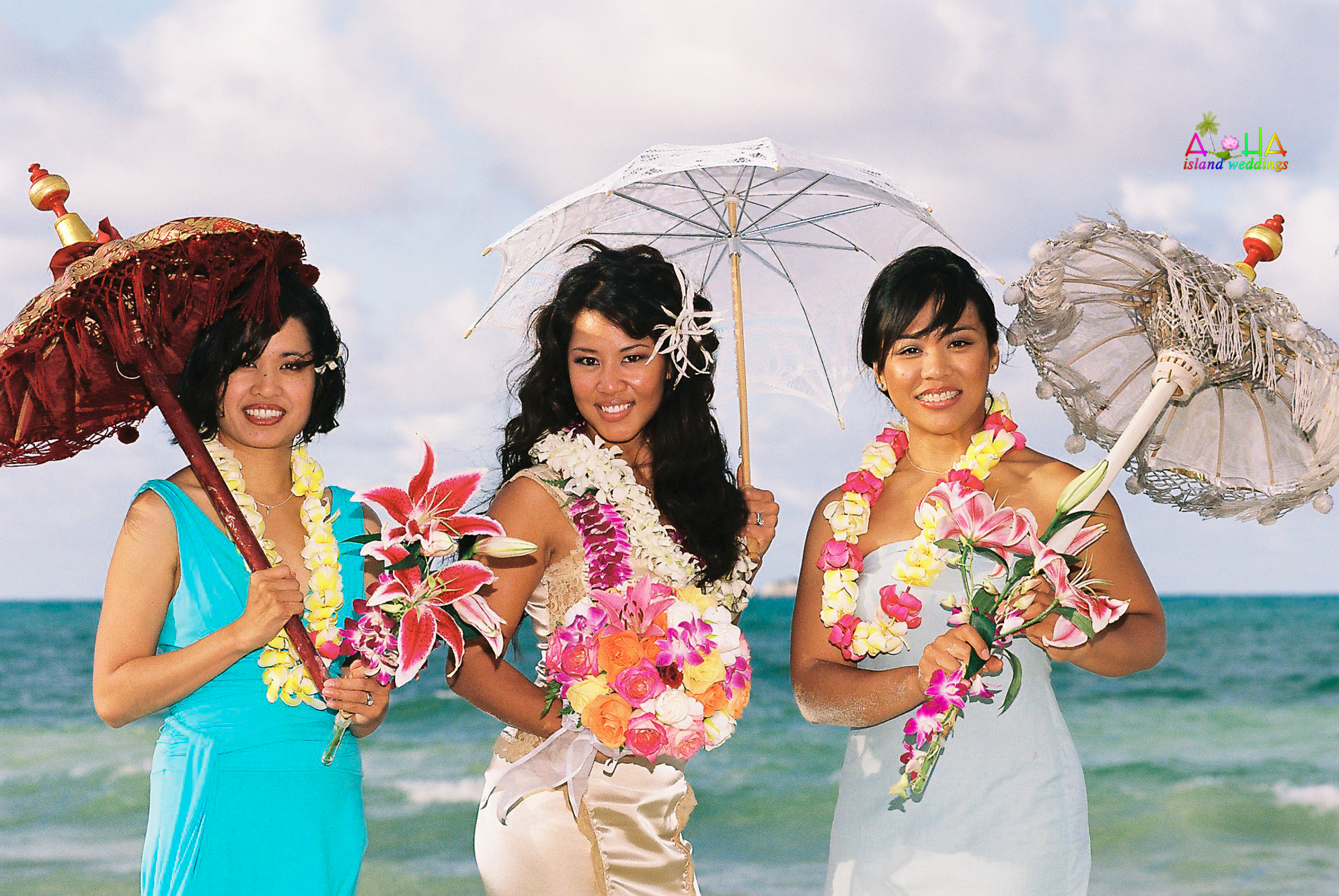 Beach wedding in Kailua-4