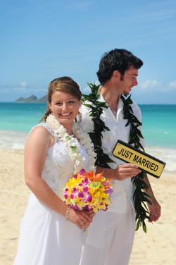 Hawaii Beach wedding photography 4