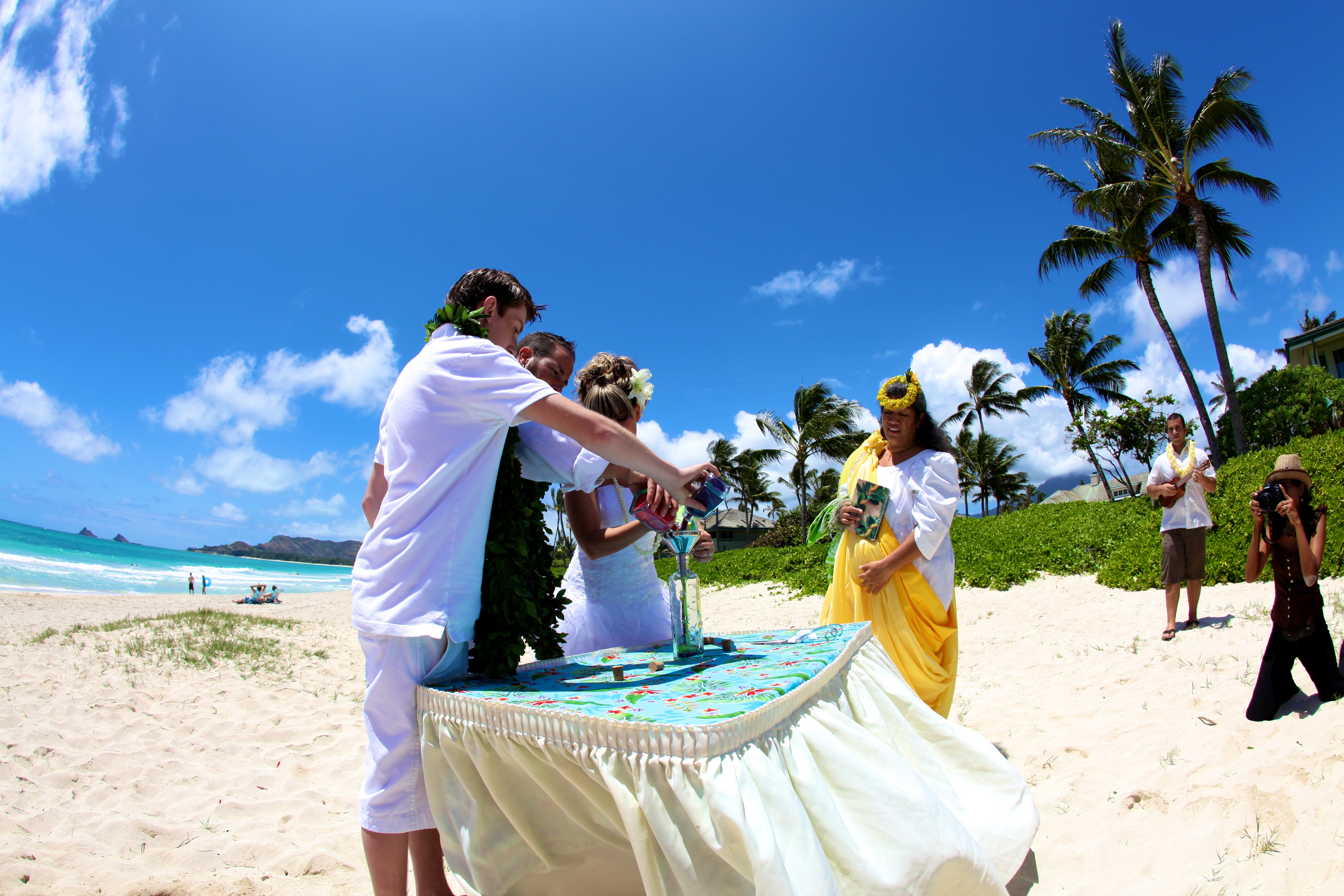 Wedding venues in Kailua with Wedding Spot-3