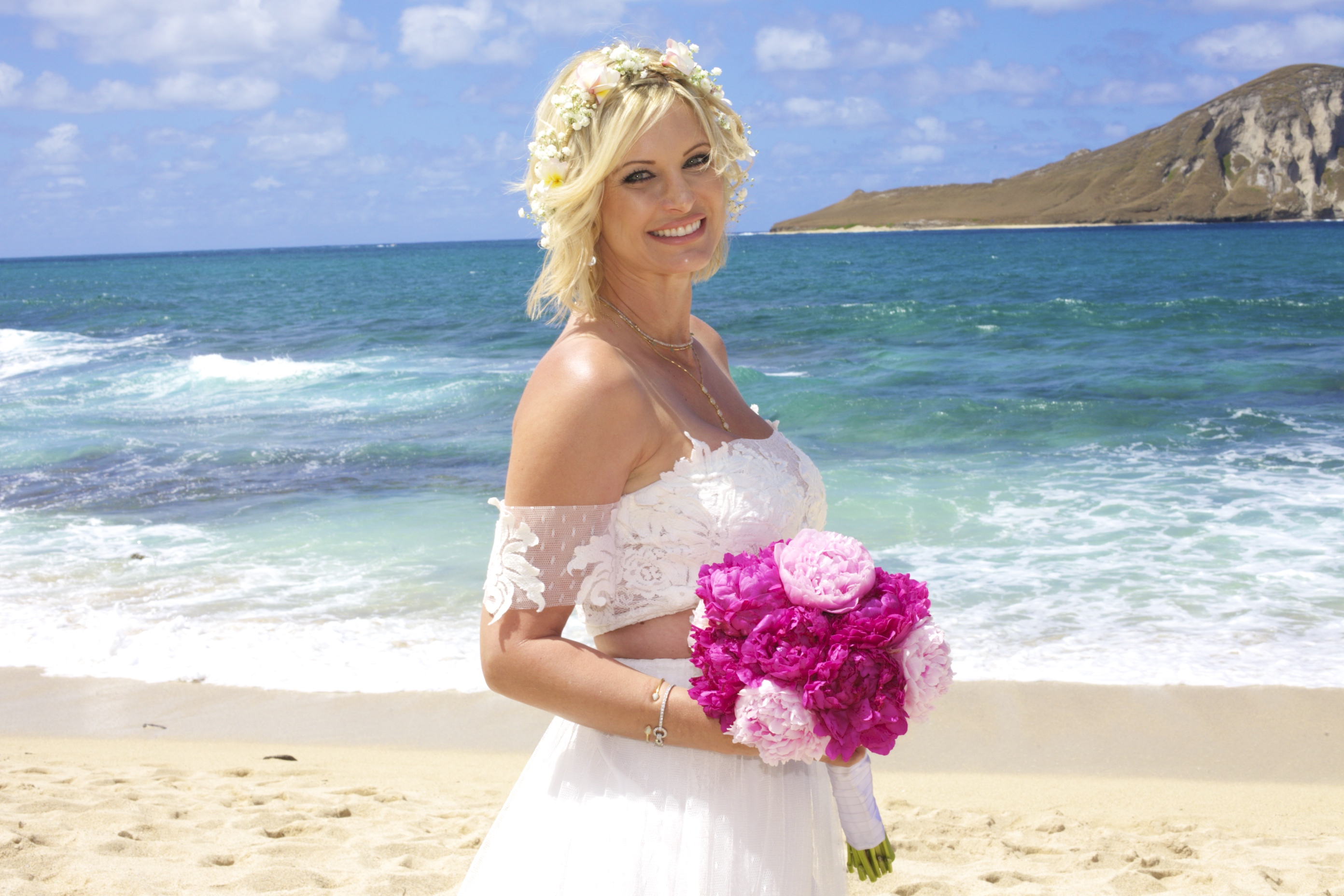 Vow Renewal in Hawaii -6