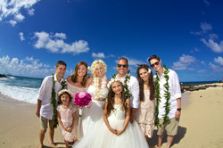 Vow Renewal in Hawaii -49