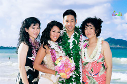 Beach wedding in Kailua-119