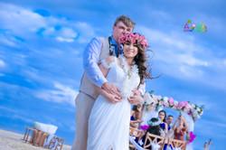 Waialae beach wedding-49
