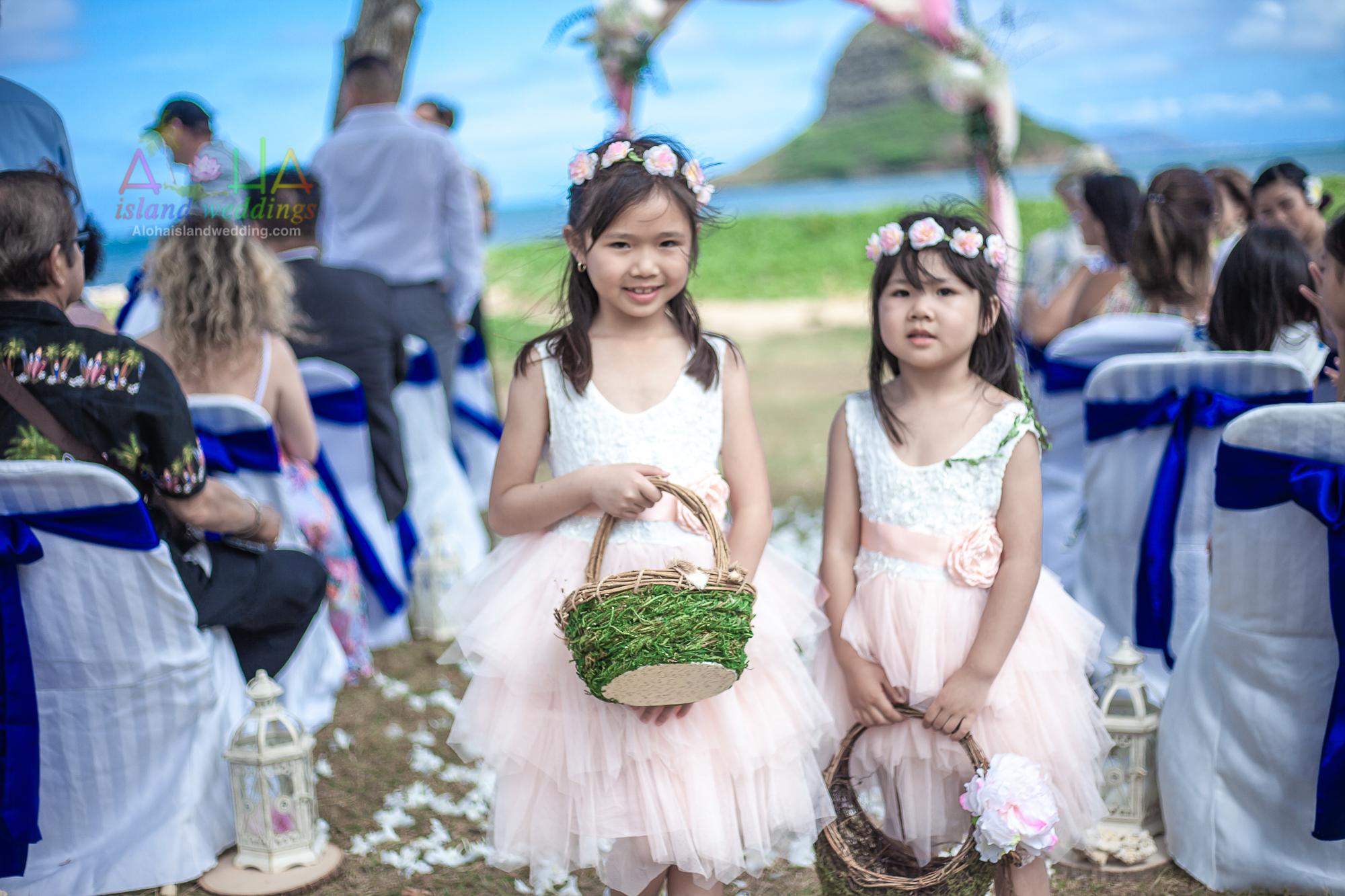 Hawaii weddings and events, Kualoa-30