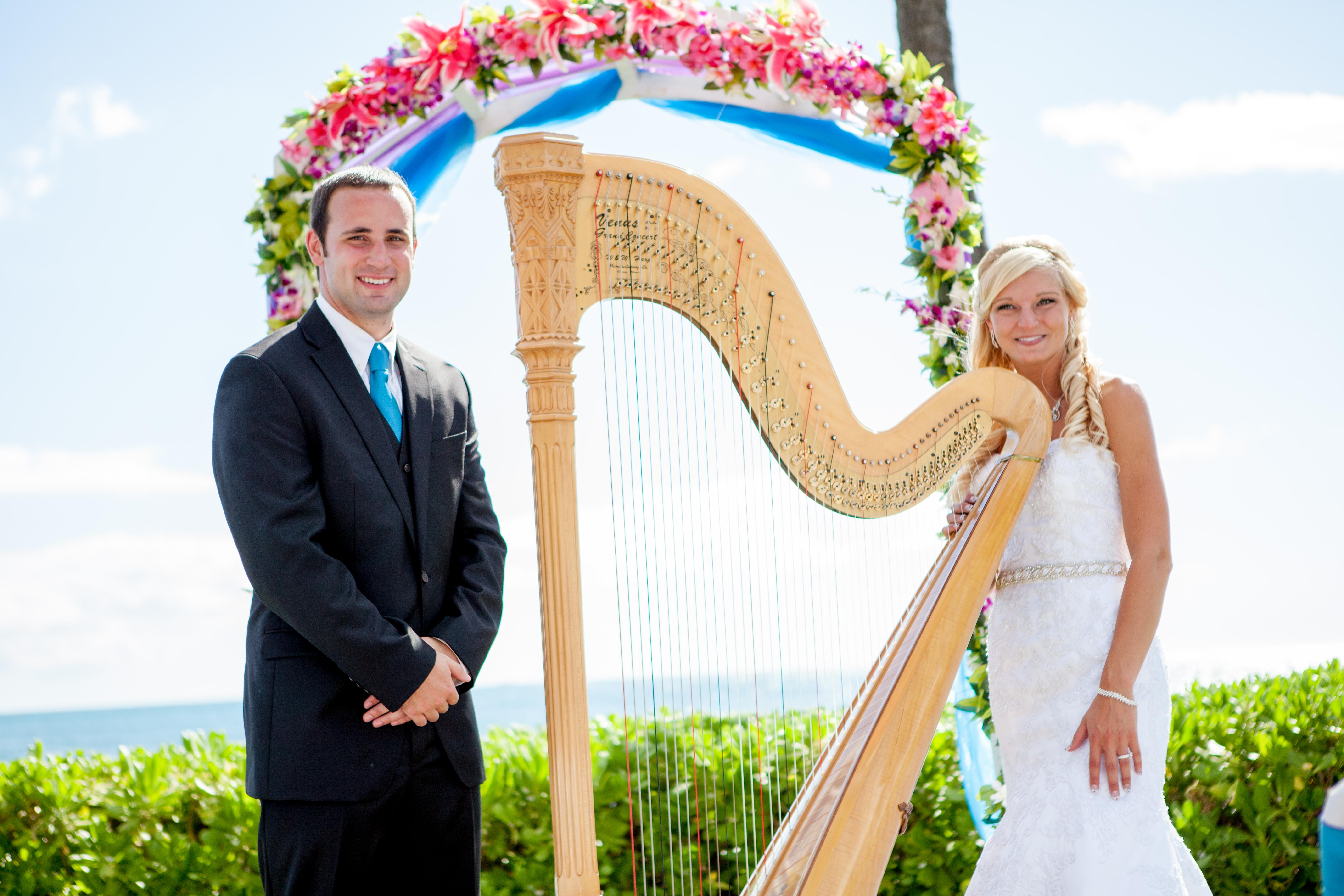 Disney wedding in Hawaii
