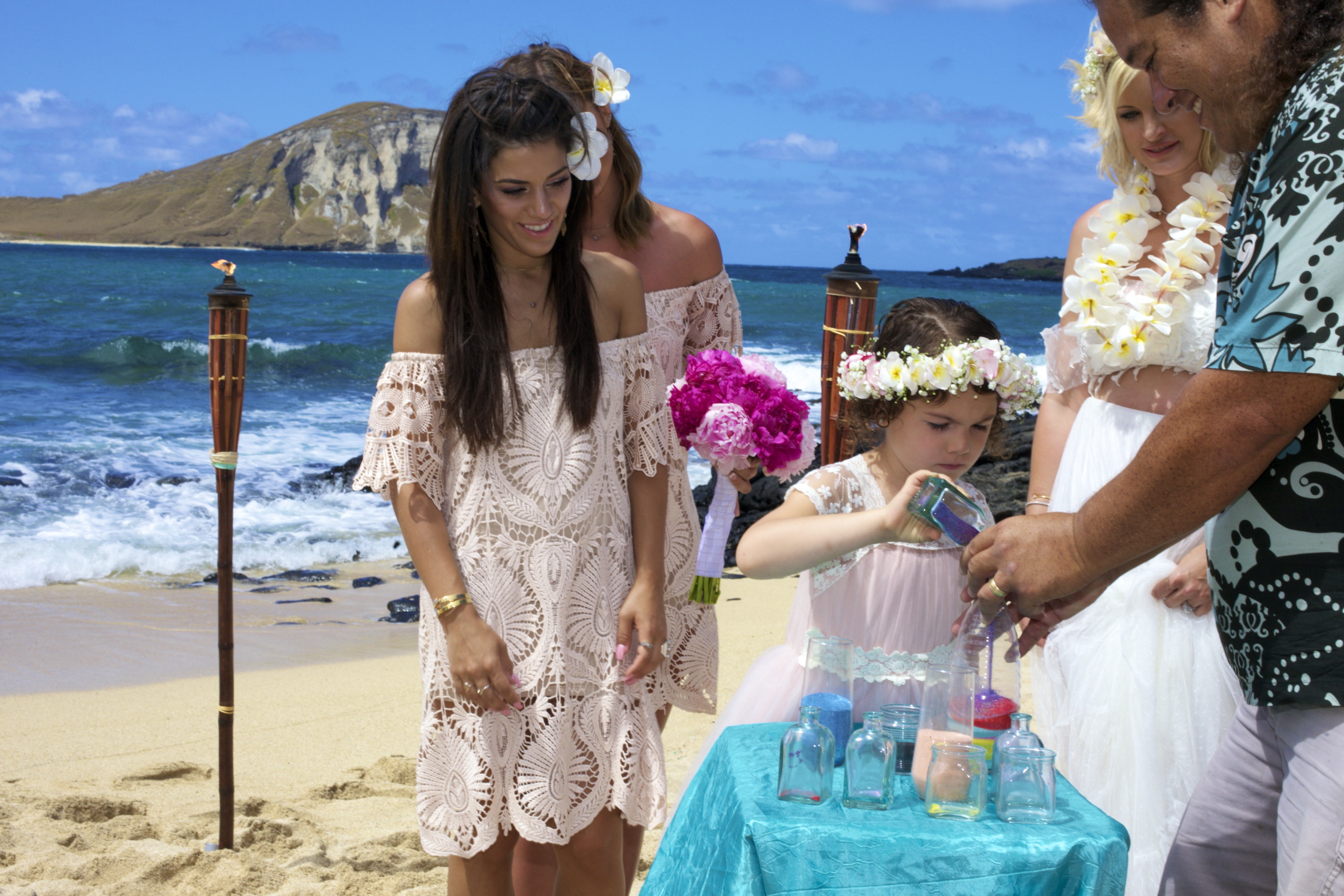 Vow Renewal in Hawaii -12