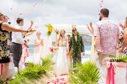 Hawaiian Wedding Ceremony -42