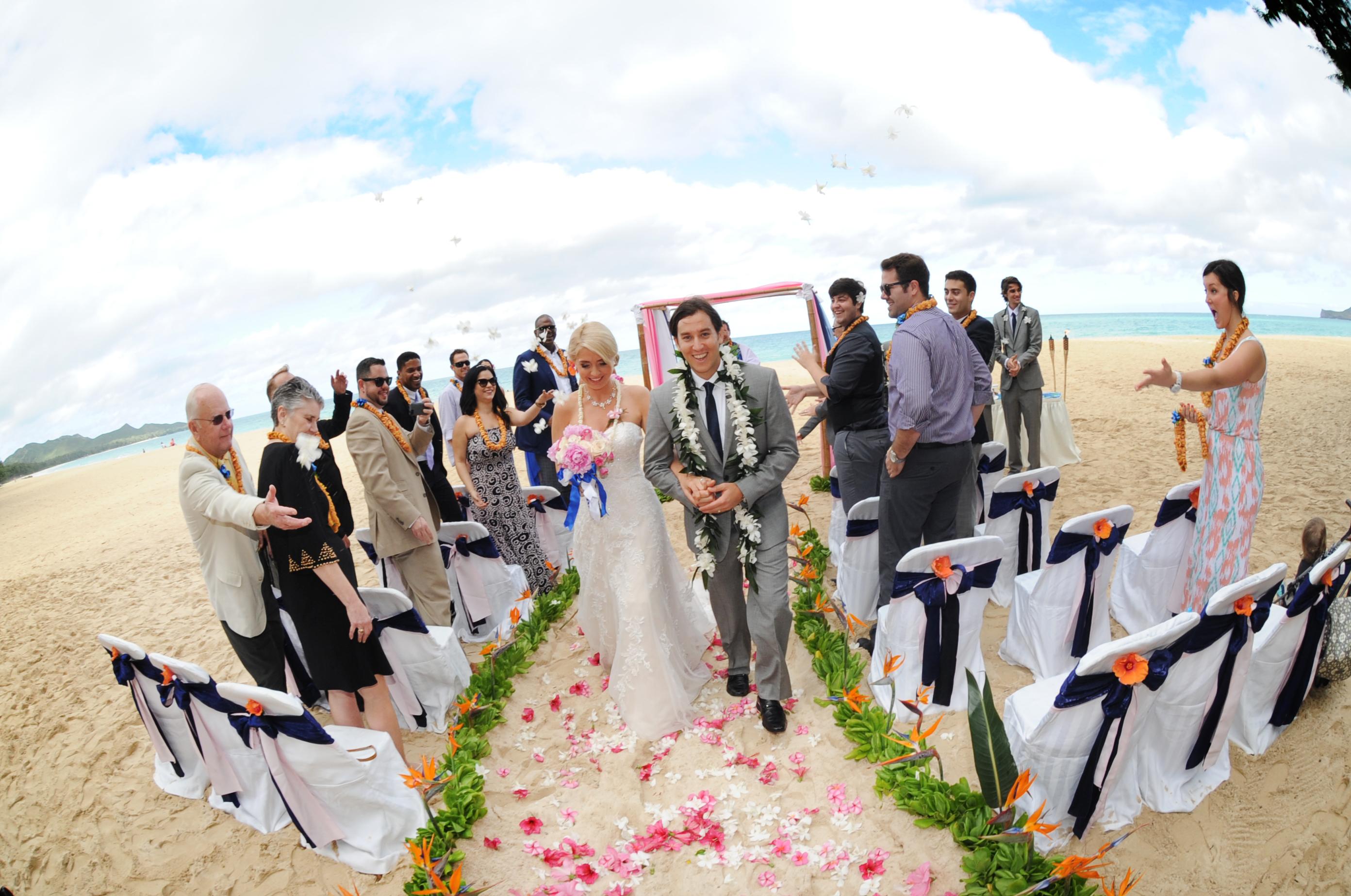 wedding In Hawaii - wedding ceremony-48