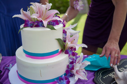 Wedding ceremony at paradise cove 21
