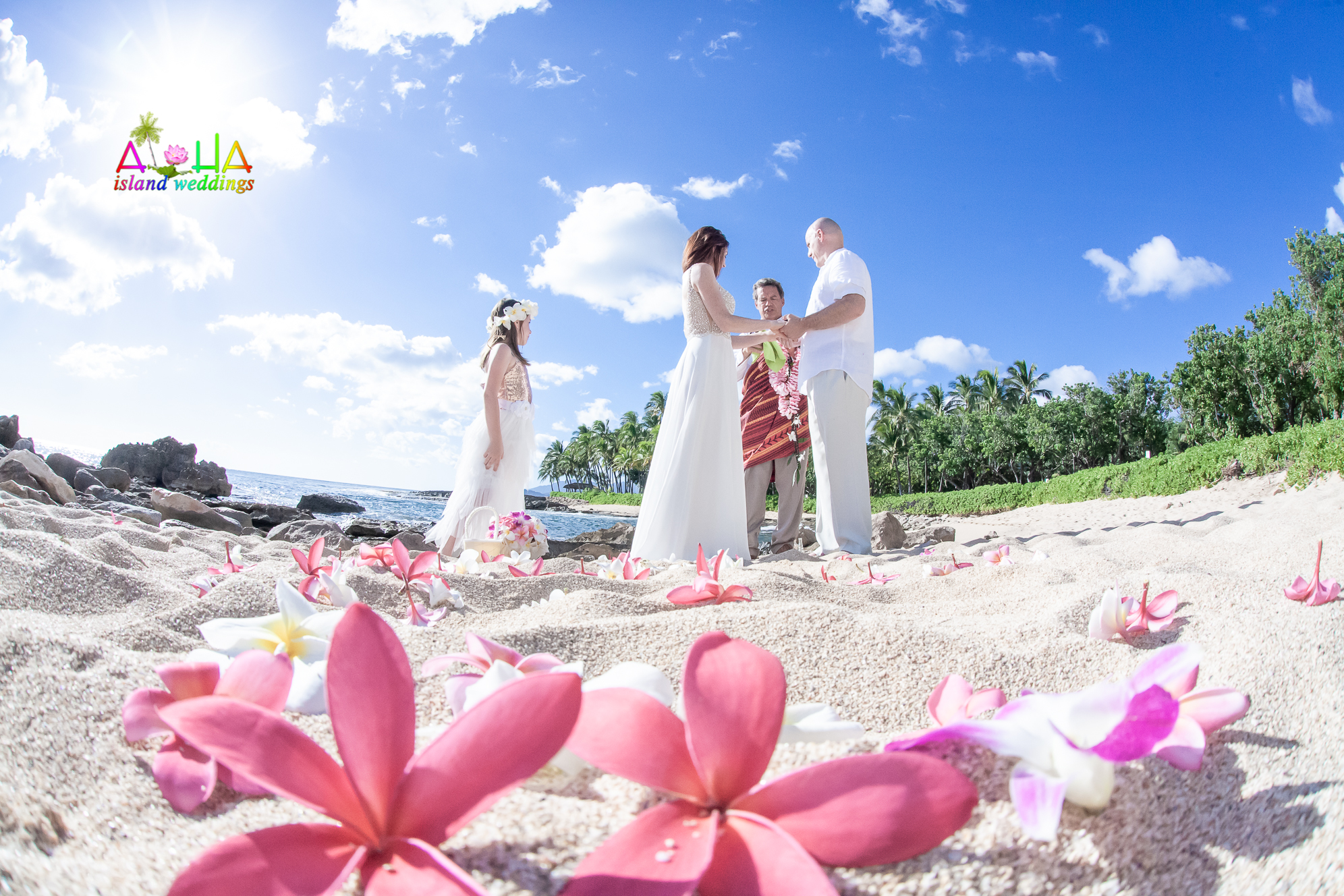 wedding or vow renewal site in the Ko'Olina-13
