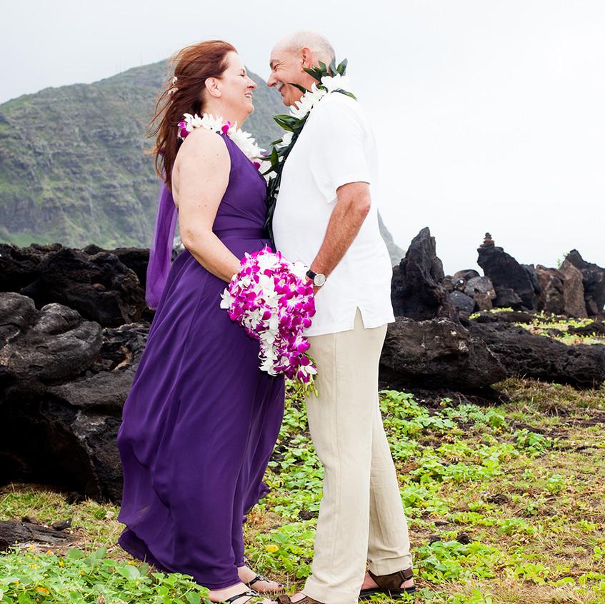 Karen & Todd  Wedding in Hawaii 8