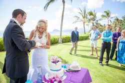 Wedding ceremony at paradise cove 13