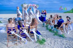 Waialae beach wedding-7