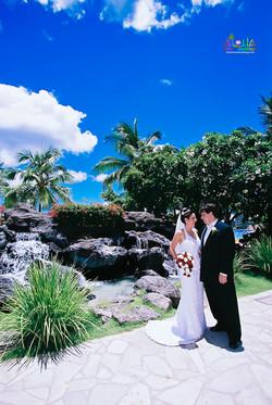Dove Release wedding ceremony in Hawaii-12
