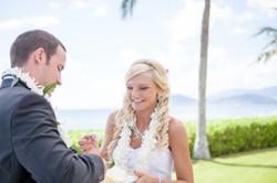 Wedding ceremony at paradise cove 14