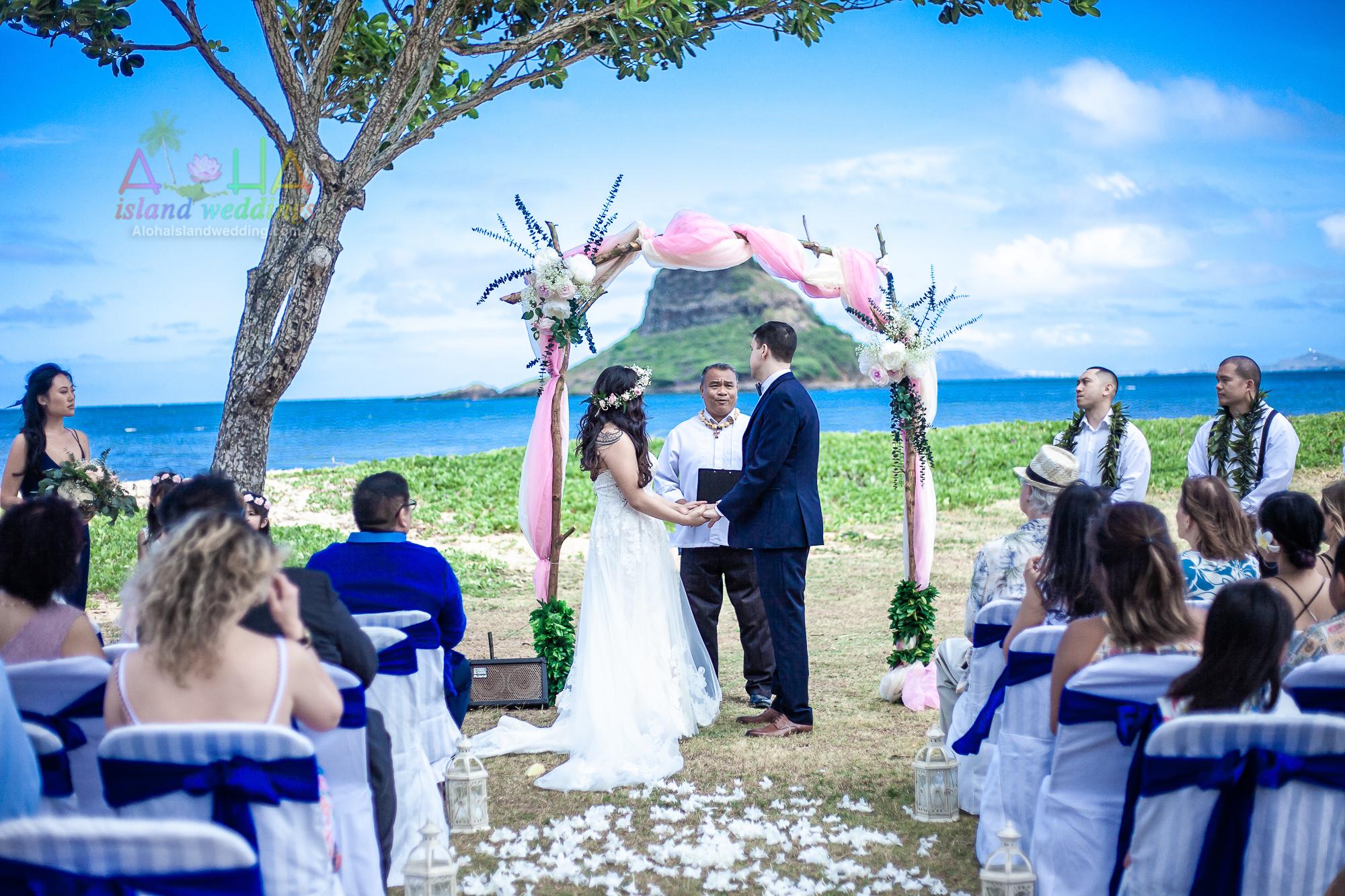 Hawaii weddings and events, Kualoa-25