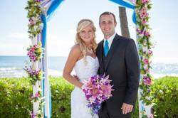 Hawaii wedding paradise cove 10