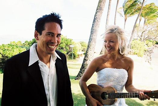 wedding at kahala resort