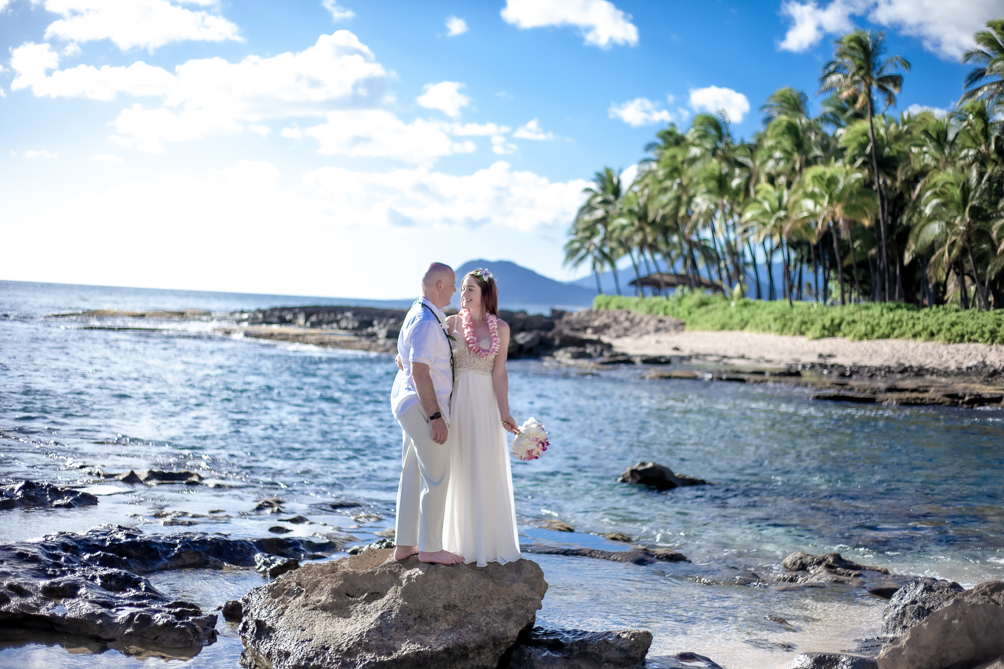 wedding or vow renewal site in the Ko Olina - 40