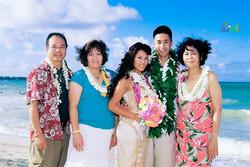 Beach wedding in Kailua-122
