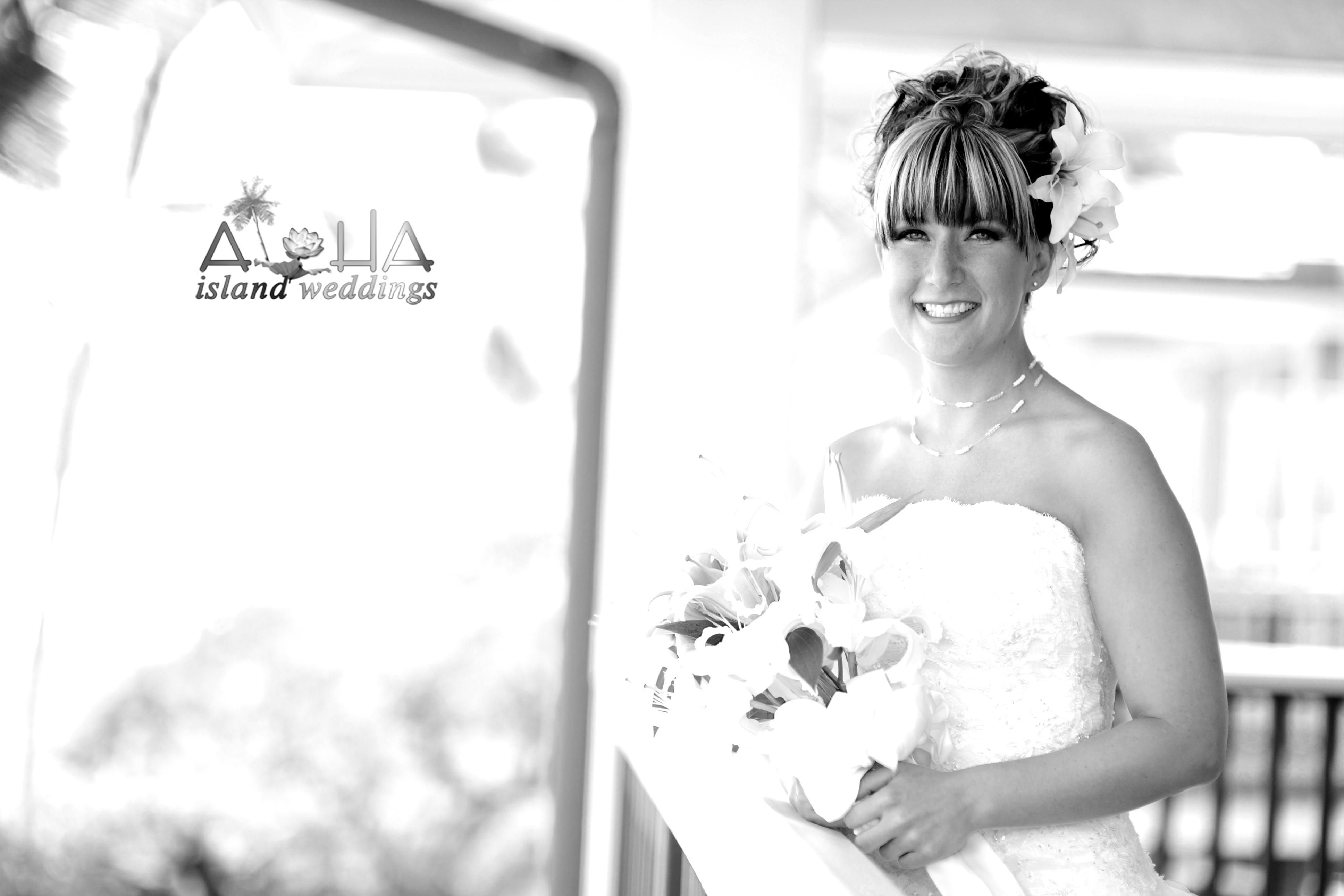 wedding in hawaii photos