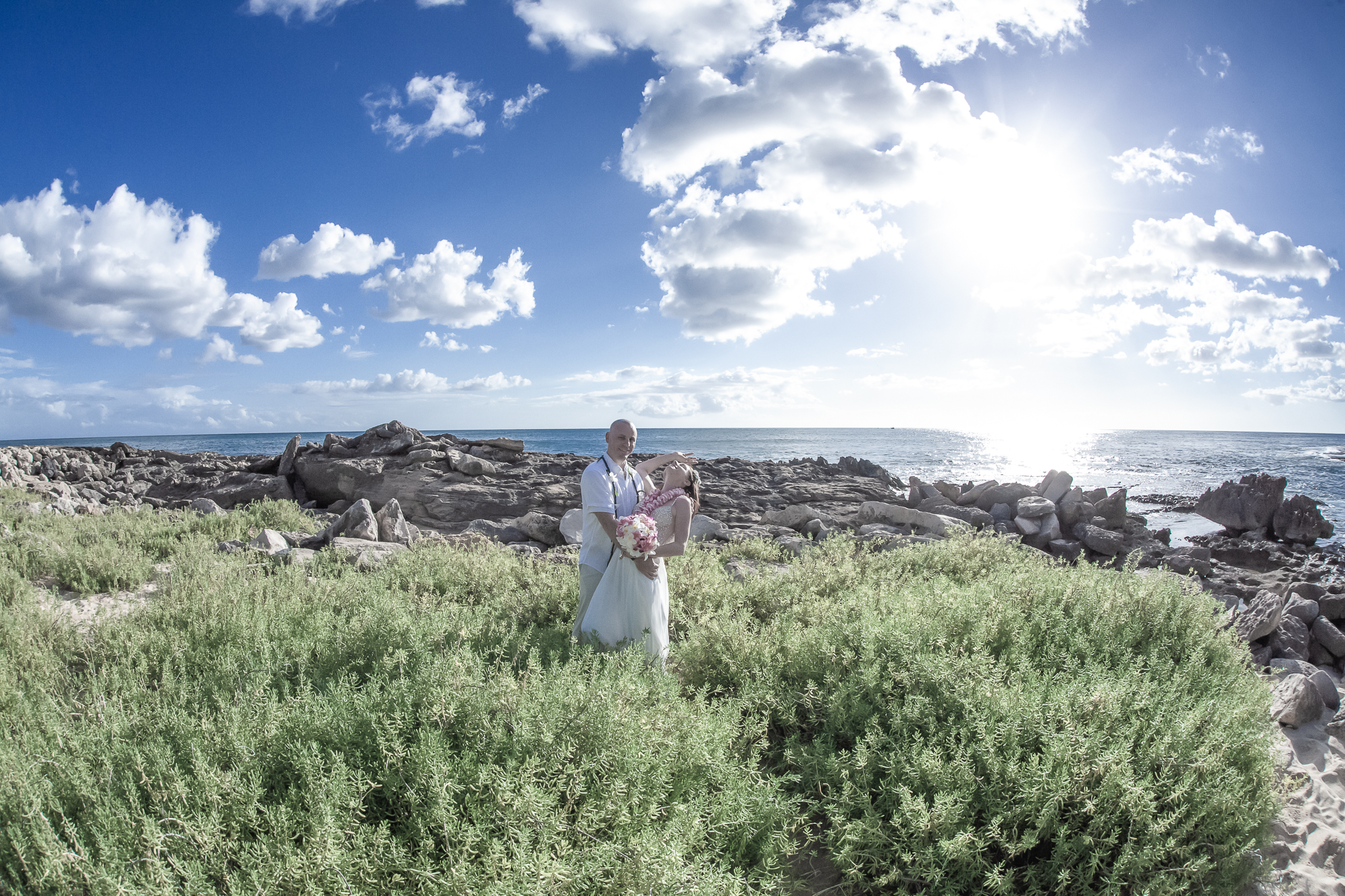 wedding or vow renewal site in the Ko Olina-22