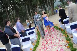 wedding In Hawaii - wedding ceremony-17