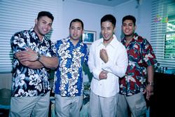 Beach wedding in Kailua-100