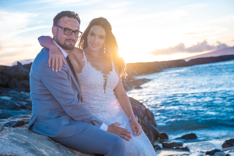 Magic island Hawaii beach wedding -62