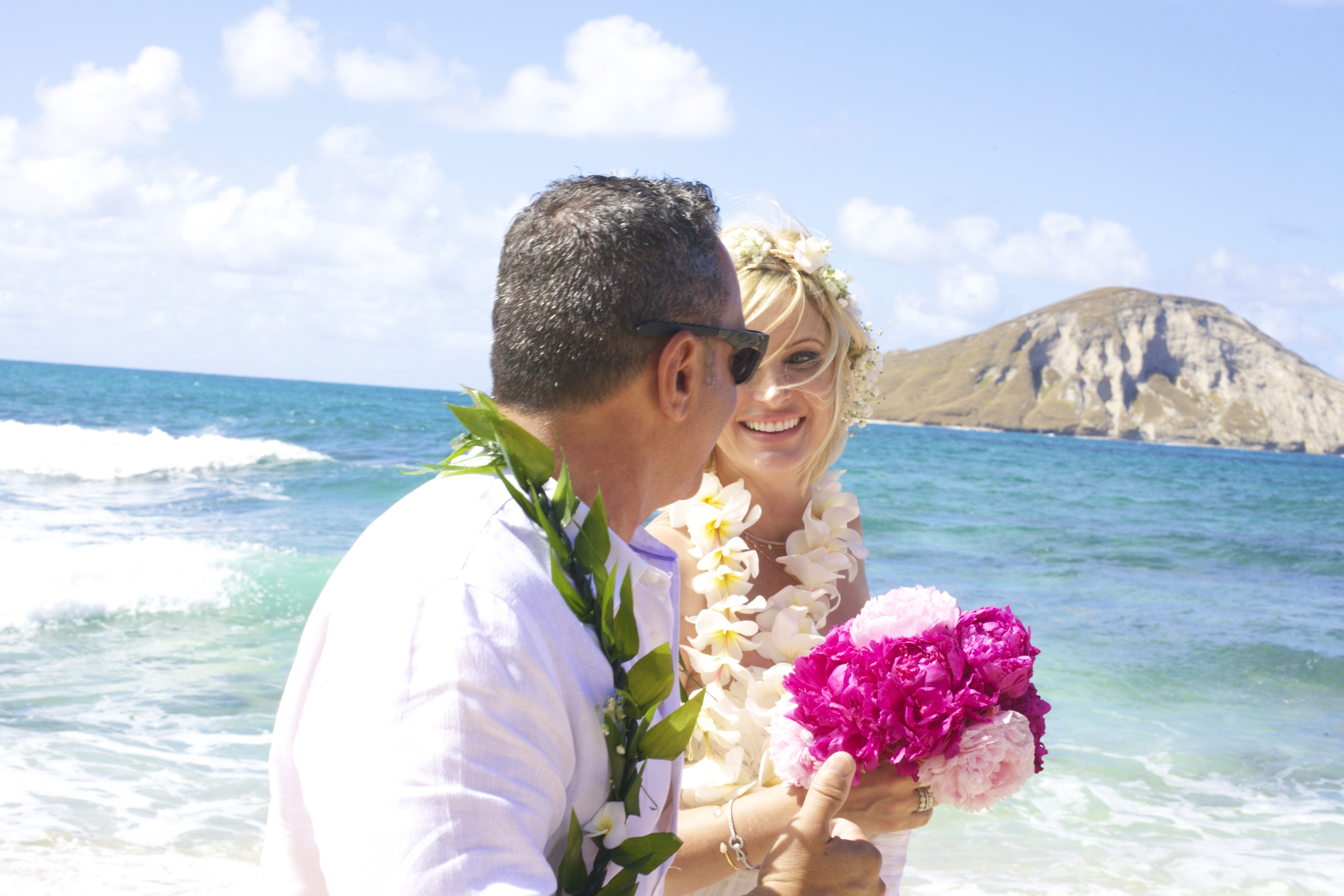 Vow Renewal in Hawaii -51