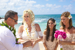 Vow Renewal in Hawaii -19