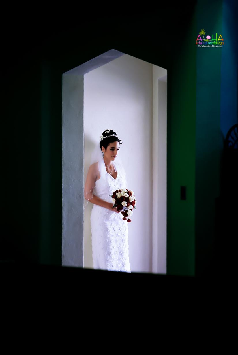 Dove Release wedding ceremony in Hawaii-13