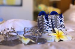 Alohaislandweddings.com- Pre wedding In The hotel room -0