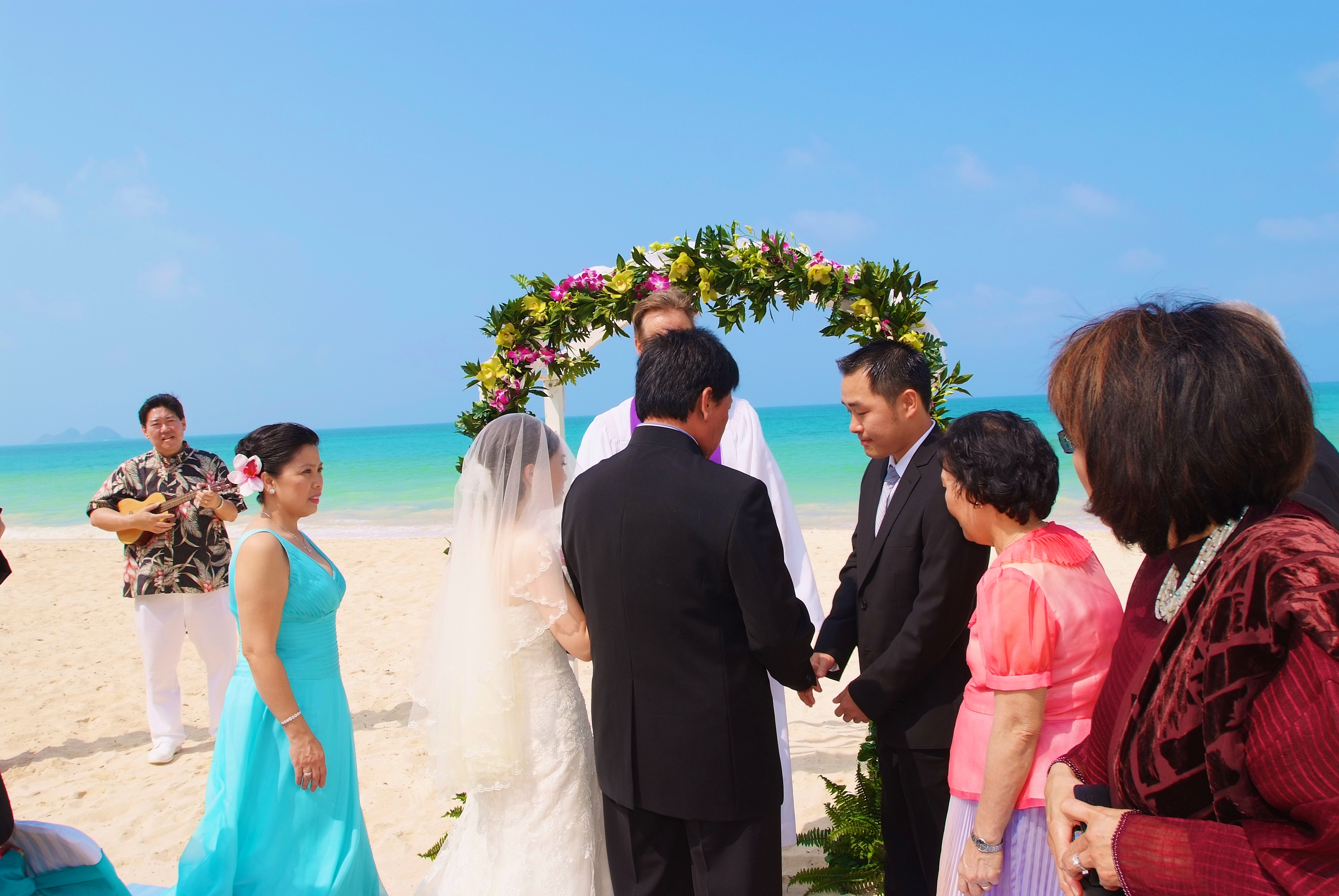 Wedding Picture in Hawaii -10