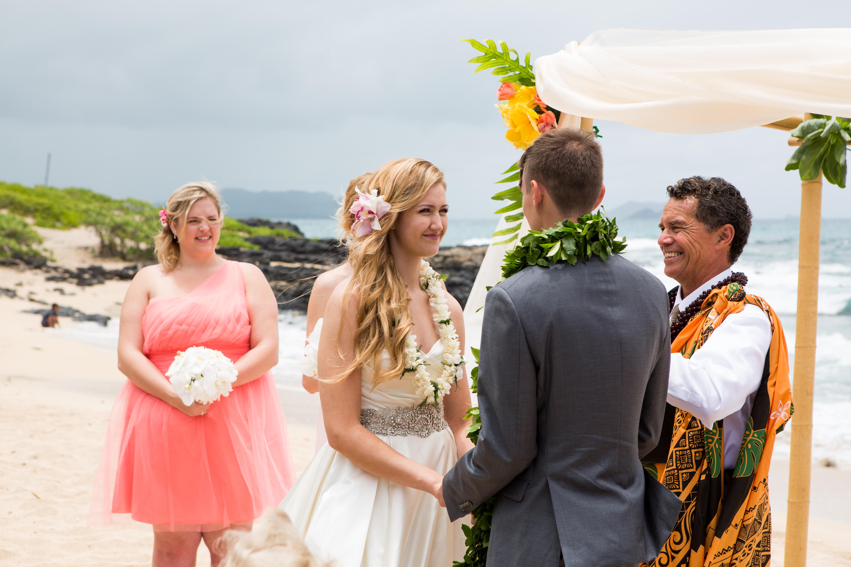 Hawaiian Wedding Ceremony -30