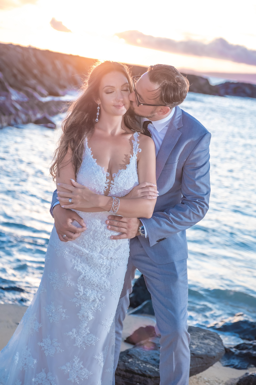 Magic island Hawaii beach wedding -44