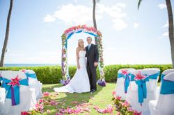Hawaii wedding paradise cove 6