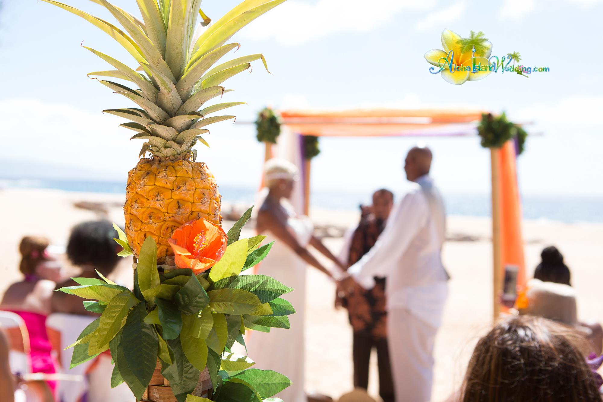 Oahu North shore wedding - 222