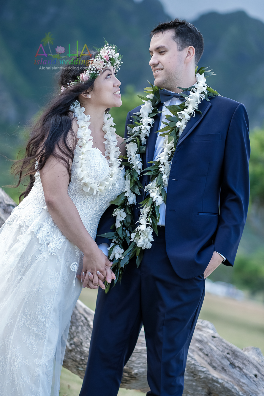 Hawaii weddings and events, Kualoa-18