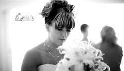 Capture the moment of the bride