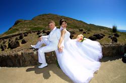 Chinese wedding in Hawaii photos