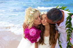 Vow Renewal in Hawaii -72