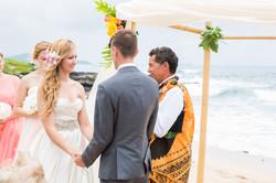 Hawaiian Wedding Ceremony -16