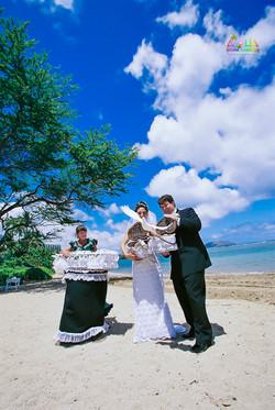 Dove Release wedding ceremony in Hawaii-6