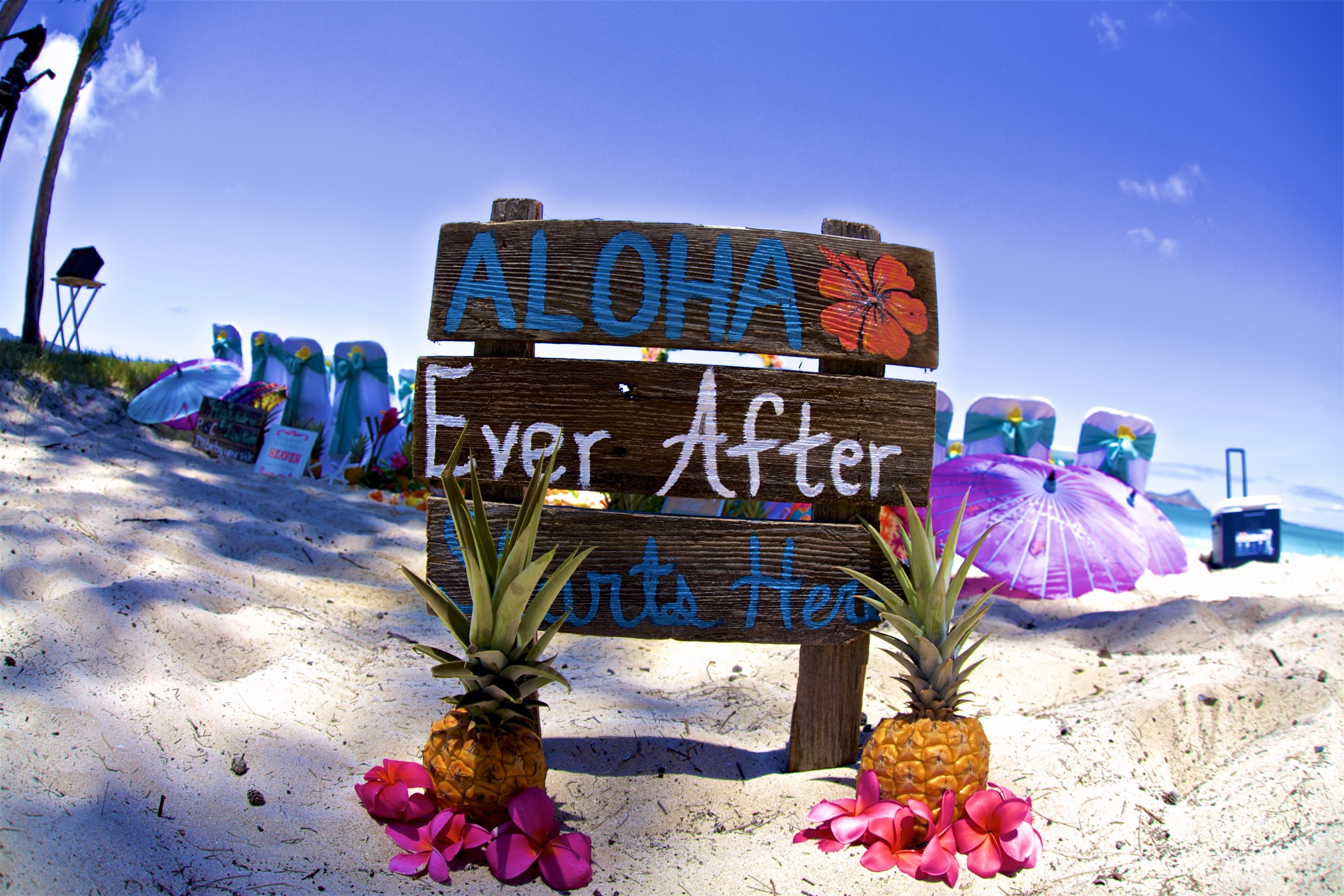 Hawaii weddings, elopements, and Hawaii vow renewals -5